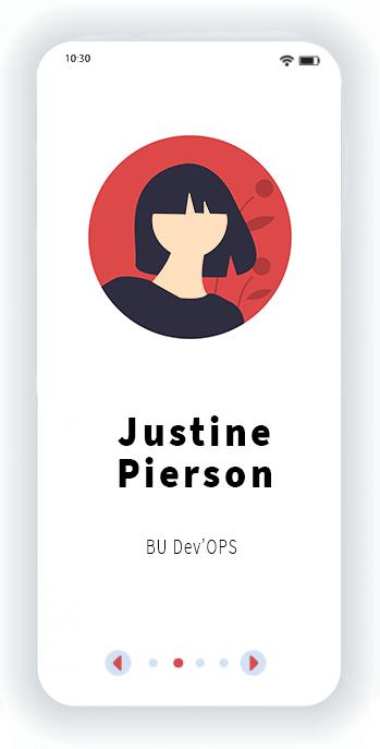 Justine Pierson BU Devops